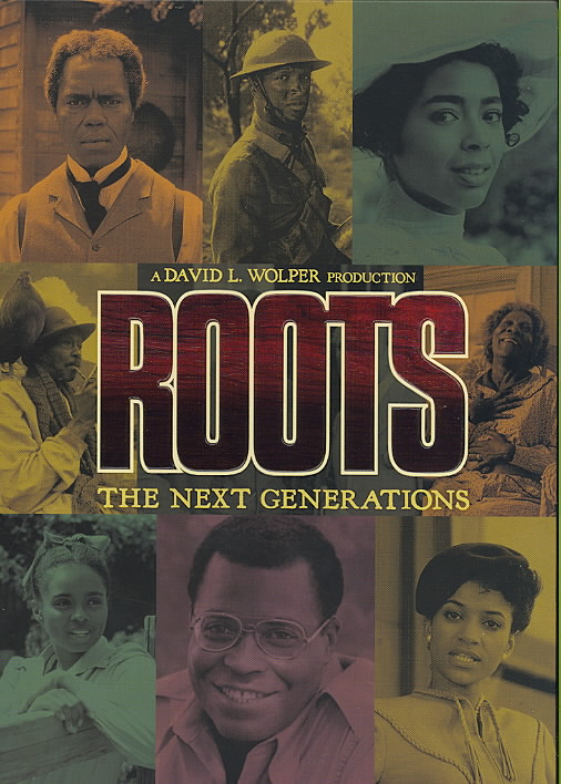 ROOTS:NEXT GENERATIONS (DVD)