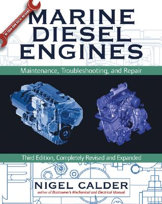 Marine Diesel Engines By Calder, Nigel