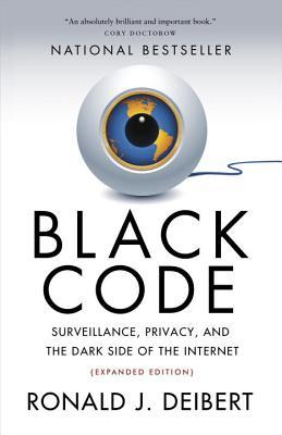 Black Code By Deibert, Ronald J.
