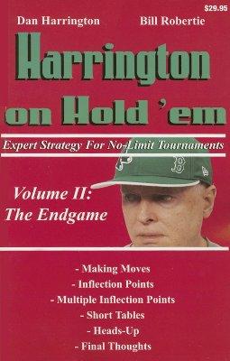 Harrington on Hold 'em By Harrington, Dan/ Robertie, Bill